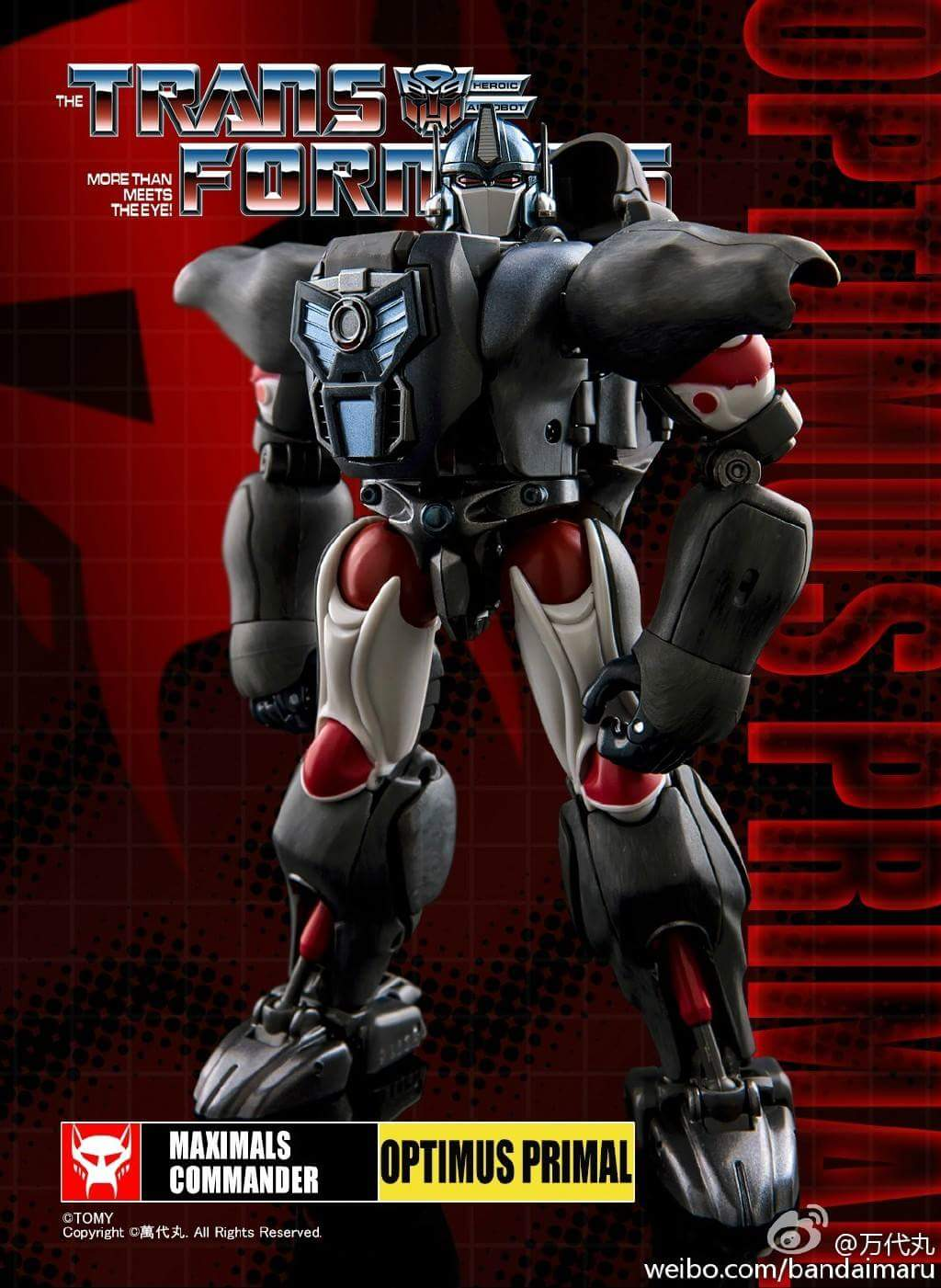 [Masterpiece] MP-32, MP-38 Optimus Primal et MP-38+ Burning Convoy (Beast Wars) - Page 4 IIMLzBpv