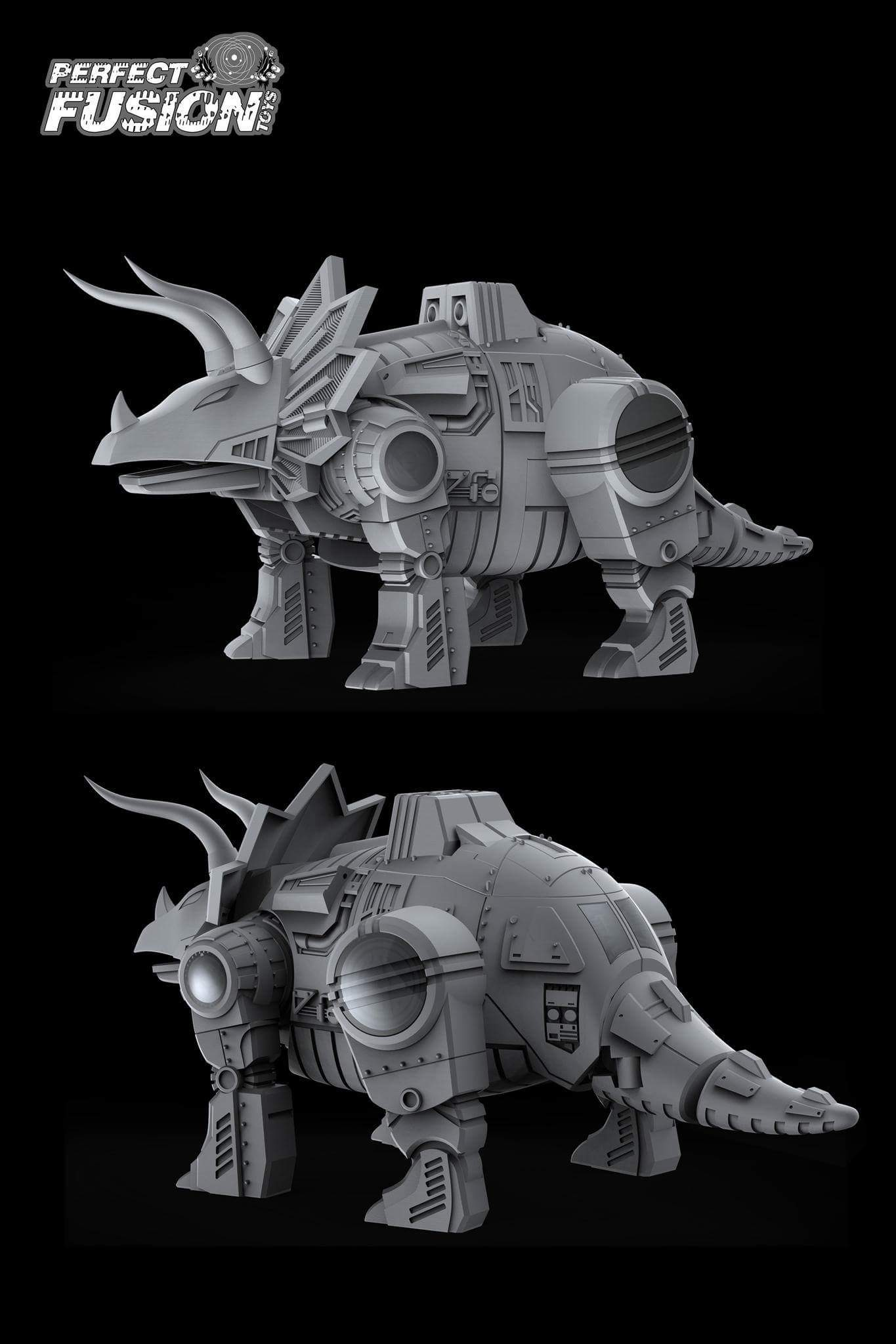 [PerfectFusion] Produit Tiers - Jouet PF-01 Cesium aka Slag/Scories (Dinobots) LJmgJnVo