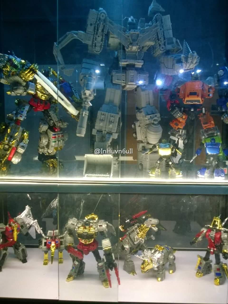 [Toyworld] Produit Tiers - Jouet TW-C Constructor aka Devastator/Dévastateur (Version vert G1 et jaune G2) E0jt0hDo