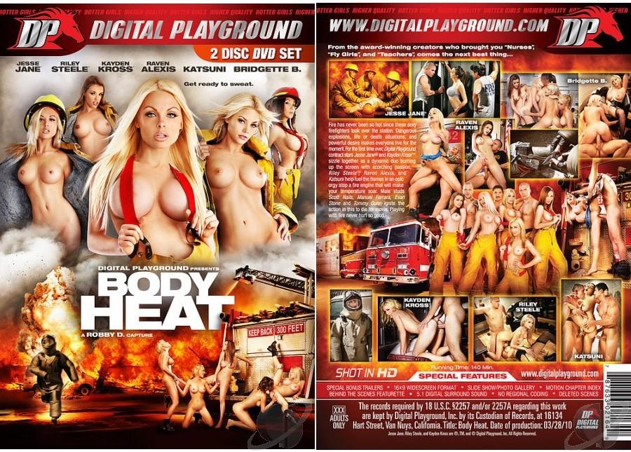 Порно фильм пожарницы body heat
