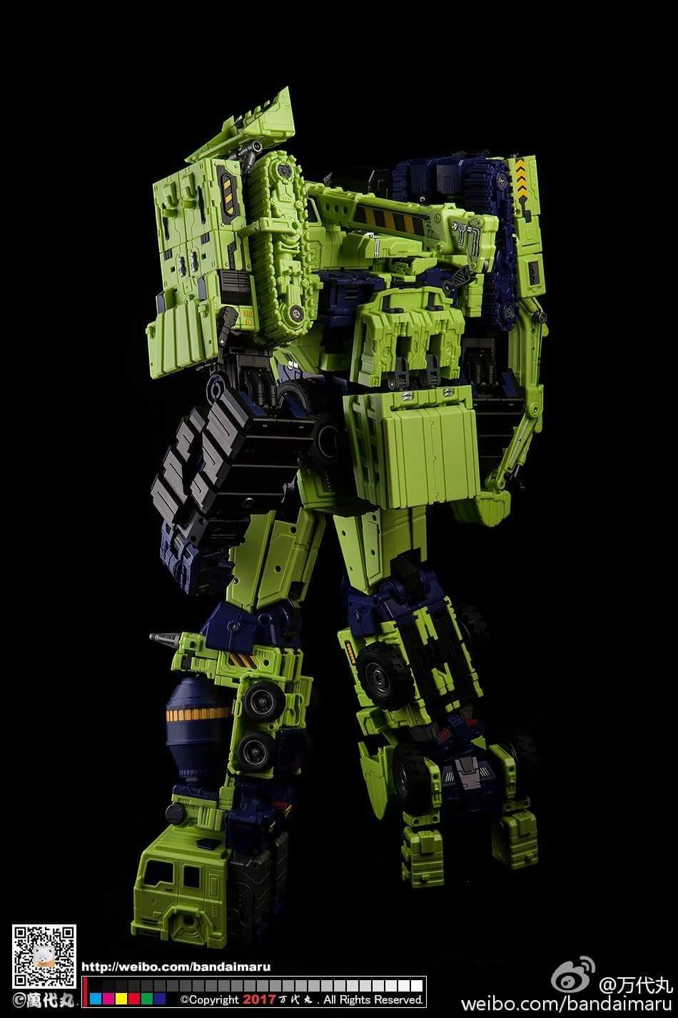 [Toyworld] Produit Tiers - Jouet TW-C Constructor aka Devastator/Dévastateur (Version vert G1 et jaune G2) - Page 9 PCBstwnD