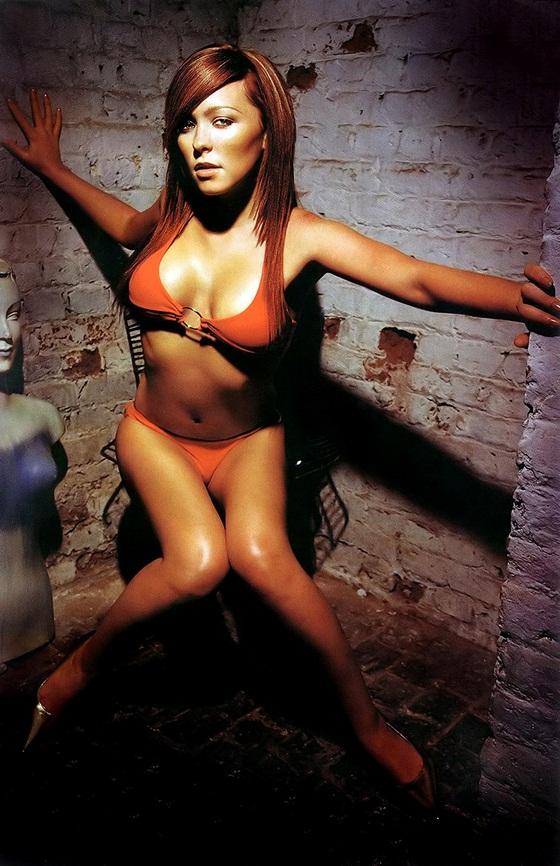 Natasha Hamilton - UK Maxim 2005