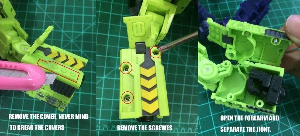[Toyworld] Produit Tiers - Jouet TW-C Constructor aka Devastator/Dévastateur (Version vert G1 et jaune G2) - Page 5 O11iAW29