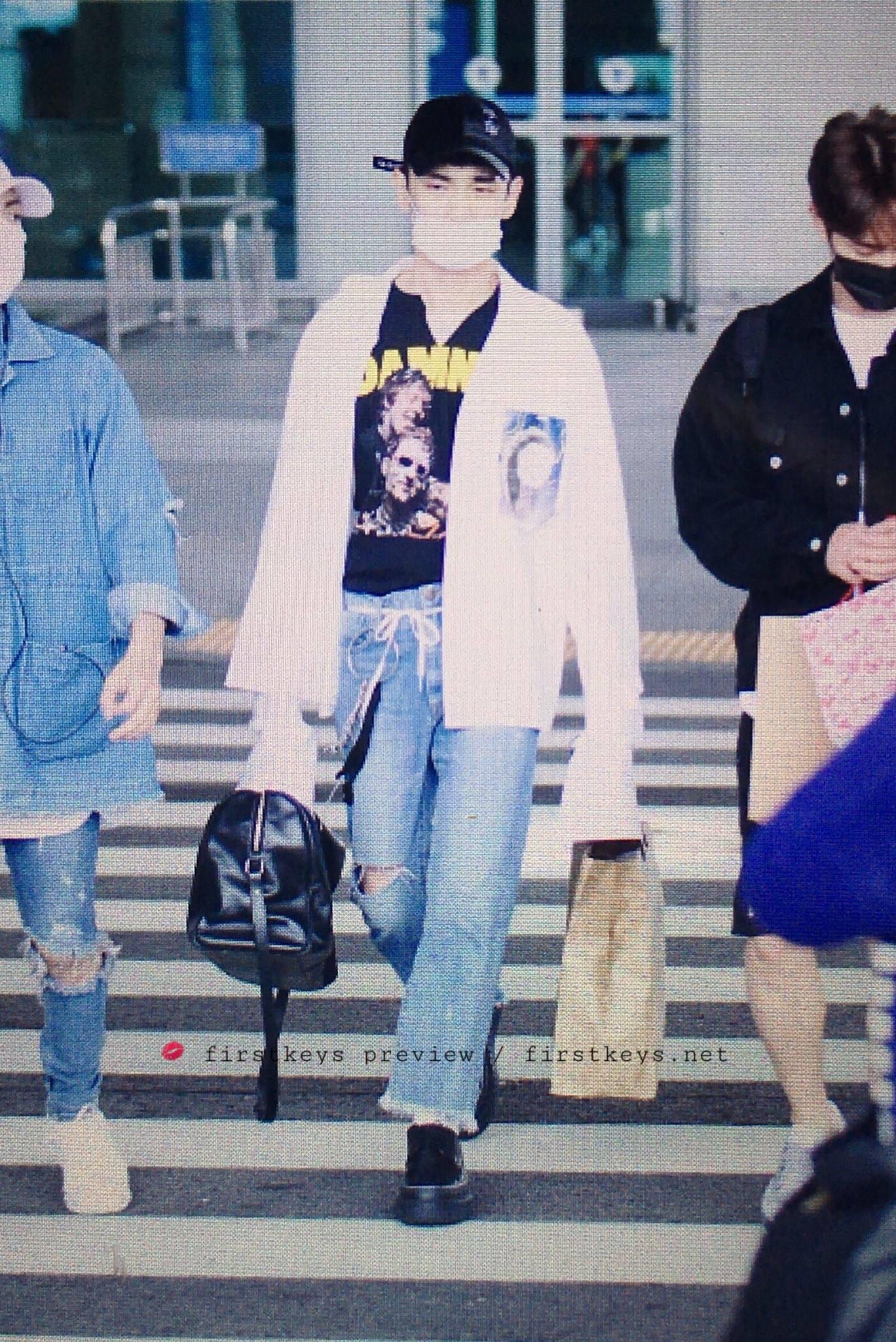 [IMG/160718] Onew, Jonghyun, Key, Minho @Aeropuerto de Kansai e Incheon (Jap-Cor) CaY6oynh