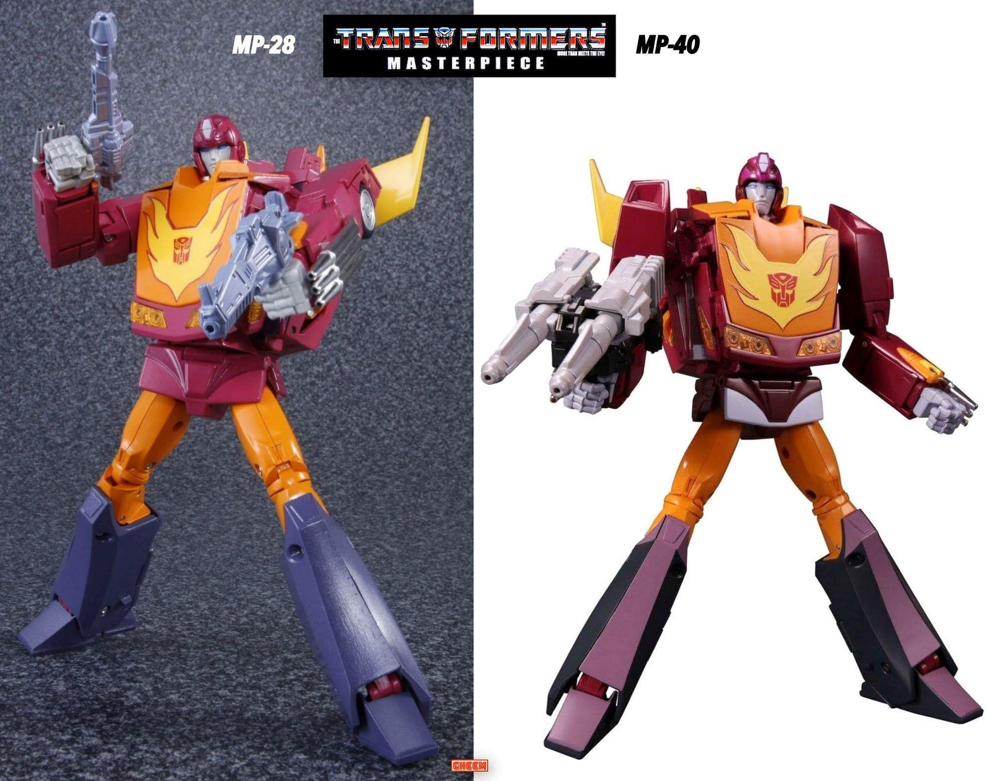 [Masterpiece] MP-40 Targetmaster Hot Rodimus (aka Hot Rod/Météorite) QGYKGZeJ
