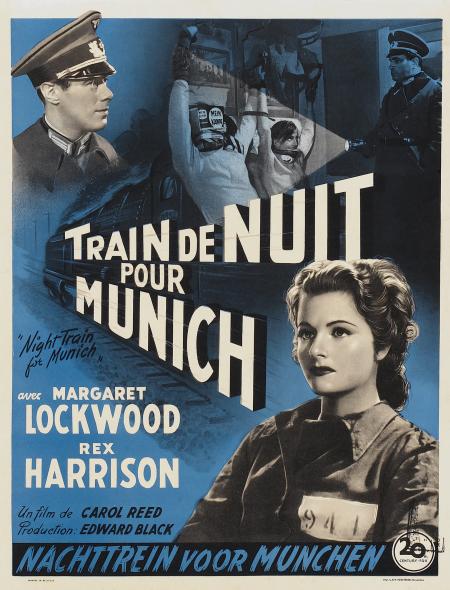 night train to munich carol reed 1940 hd 1080p vose