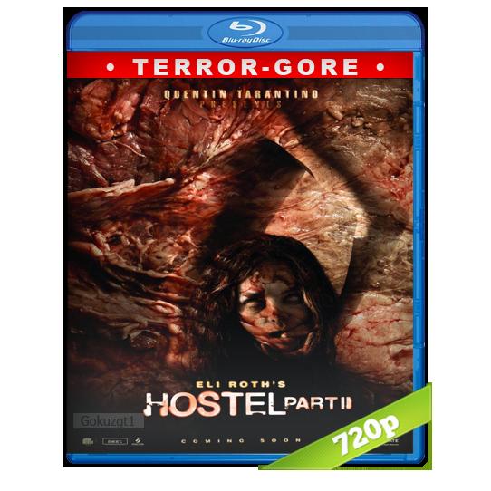 Hostal Parte II HD720p Lat-Cast-Ing 5.1 (2007)