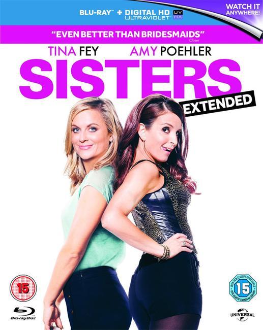 Sesutės / Sisters (2015) Theatrical Cut [BDRip LT/EN/LTSubs] Komedija