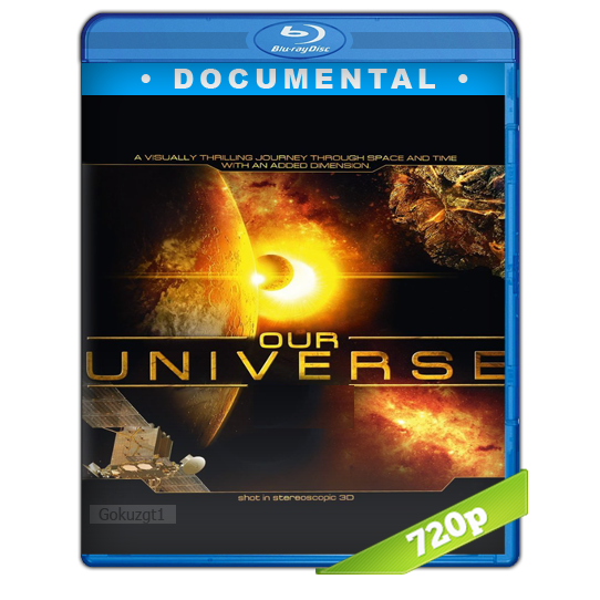 Nuestro Universo HD720p Lat-Cast-Ing 2.0 (2013)