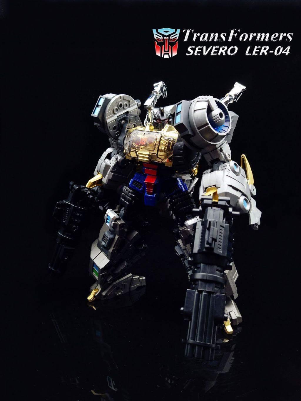 [FansProject] Produit Tiers - Jouets LER (Lost Exo Realm) - aka Dinobots - Page 3 HOmgaaXr