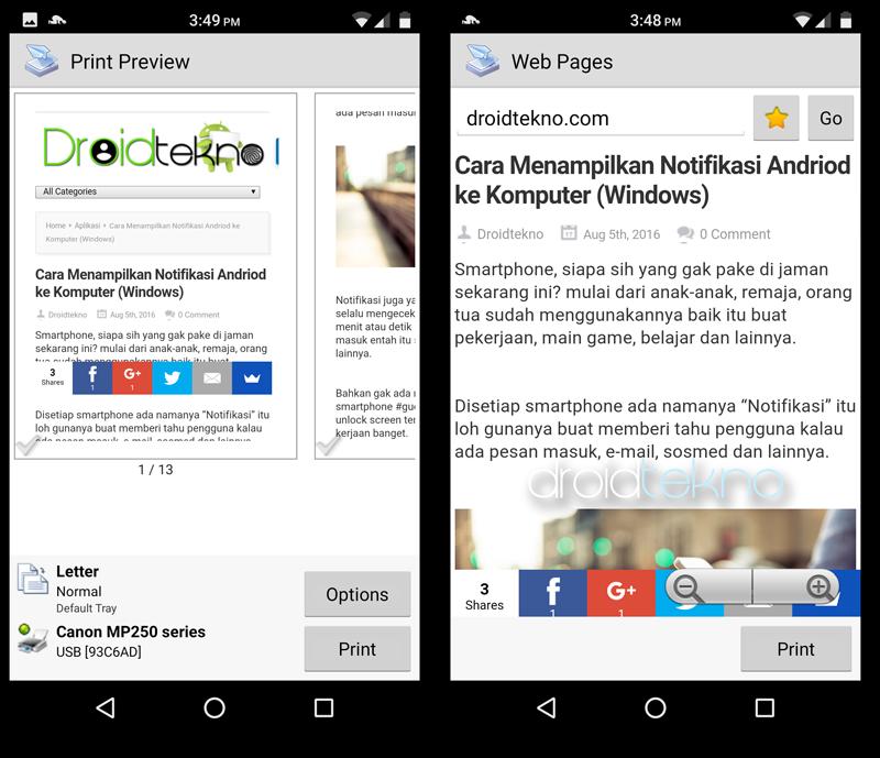 Cara Nge-Print Langsung dari Android tanpa Komputer_print_halaman_web