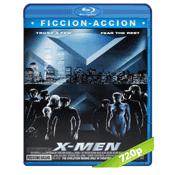 X-Men 1 (2000) BRRip 720p Audio Trial Latino-Ingles-Castellano 5.1