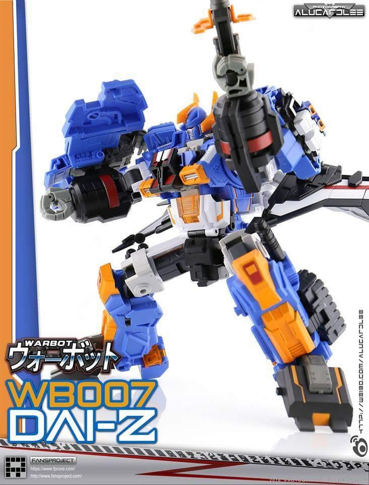 [Fansproject] Produit Tiers - Jouet WB-007 Dai-Z - aka Dai Atlas (Transformers Zone) T4zPQmHY
