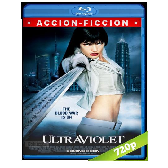 Ultravioleta HD720p Lat-Cast-Ing 5.1 (2006)