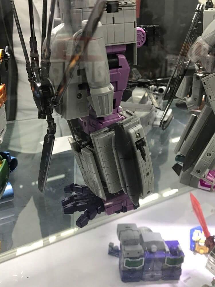 [Zeta Toys] Produit Tiers - Armageddon (ZA-01 à ZA-05) - ZA-06 Bruticon - ZA-07 Bruticon ― aka Bruticus (Studio OX, couleurs G1, métallique) DOpdJsAo