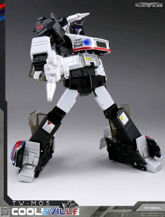 [Toyworld][Zeta Toys] Produit Tiers - Jouet TW-M05 Coolsville / Zeta-EX03 Jazzy - aka Jazz/Saxo - Page 2 Kw0EPJP2