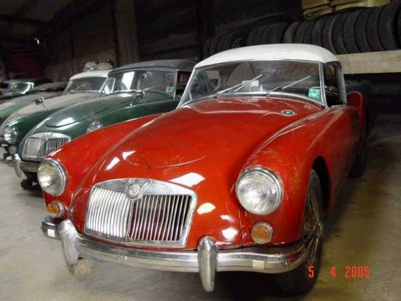 Classic Cars: Old cars on line com only