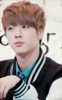 Kim Seok-Jin (Jin). TGMNN73i