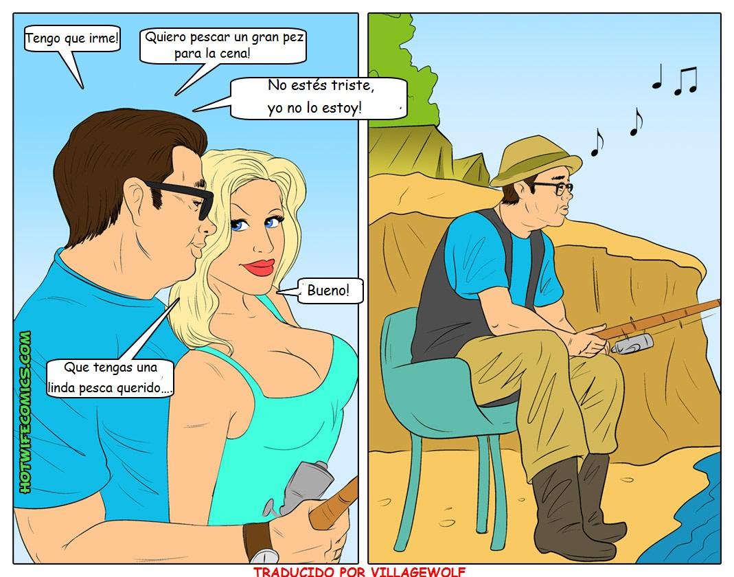 A Escondidas Madre De Porno esposa follando a escondidas del marido - comic porno - ver