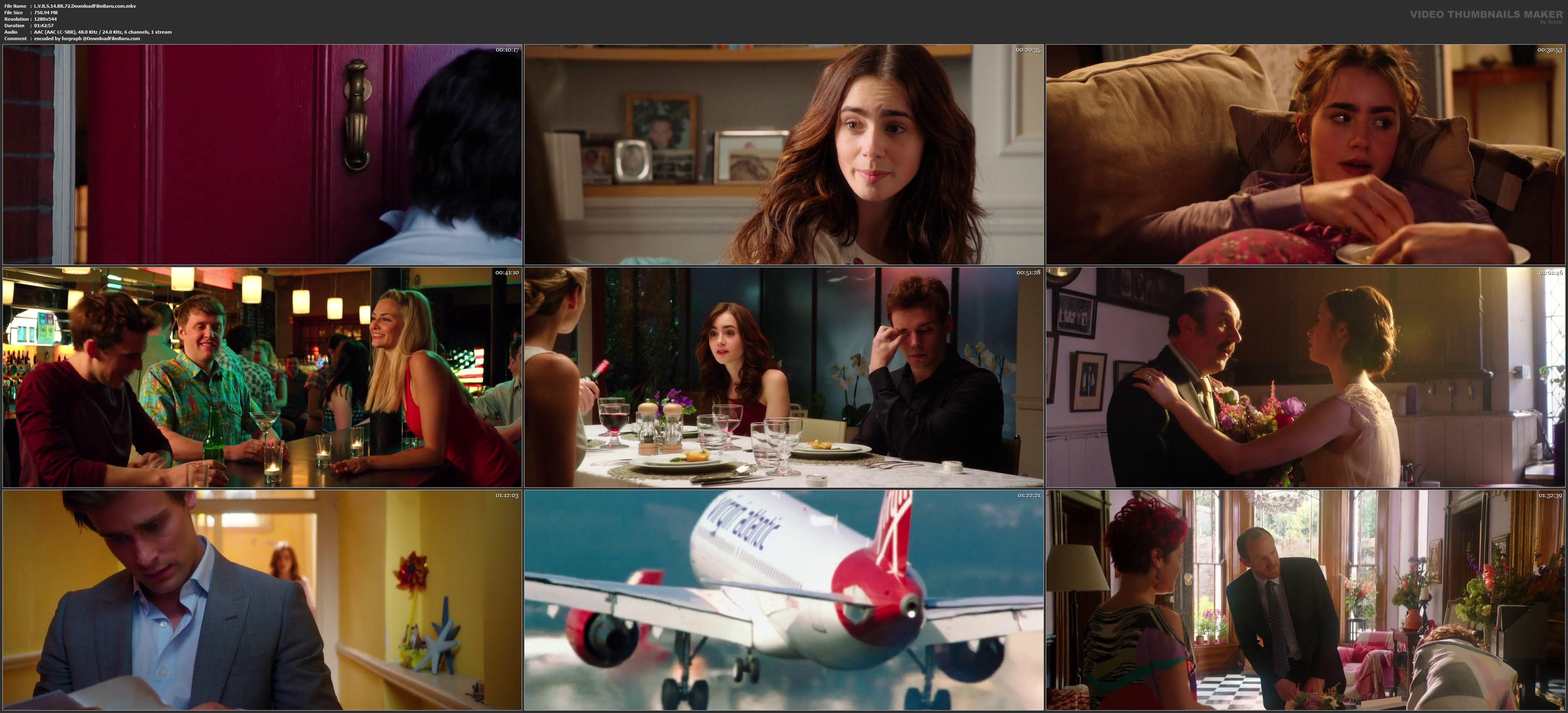 Love, Rosie (2014) Screenshots