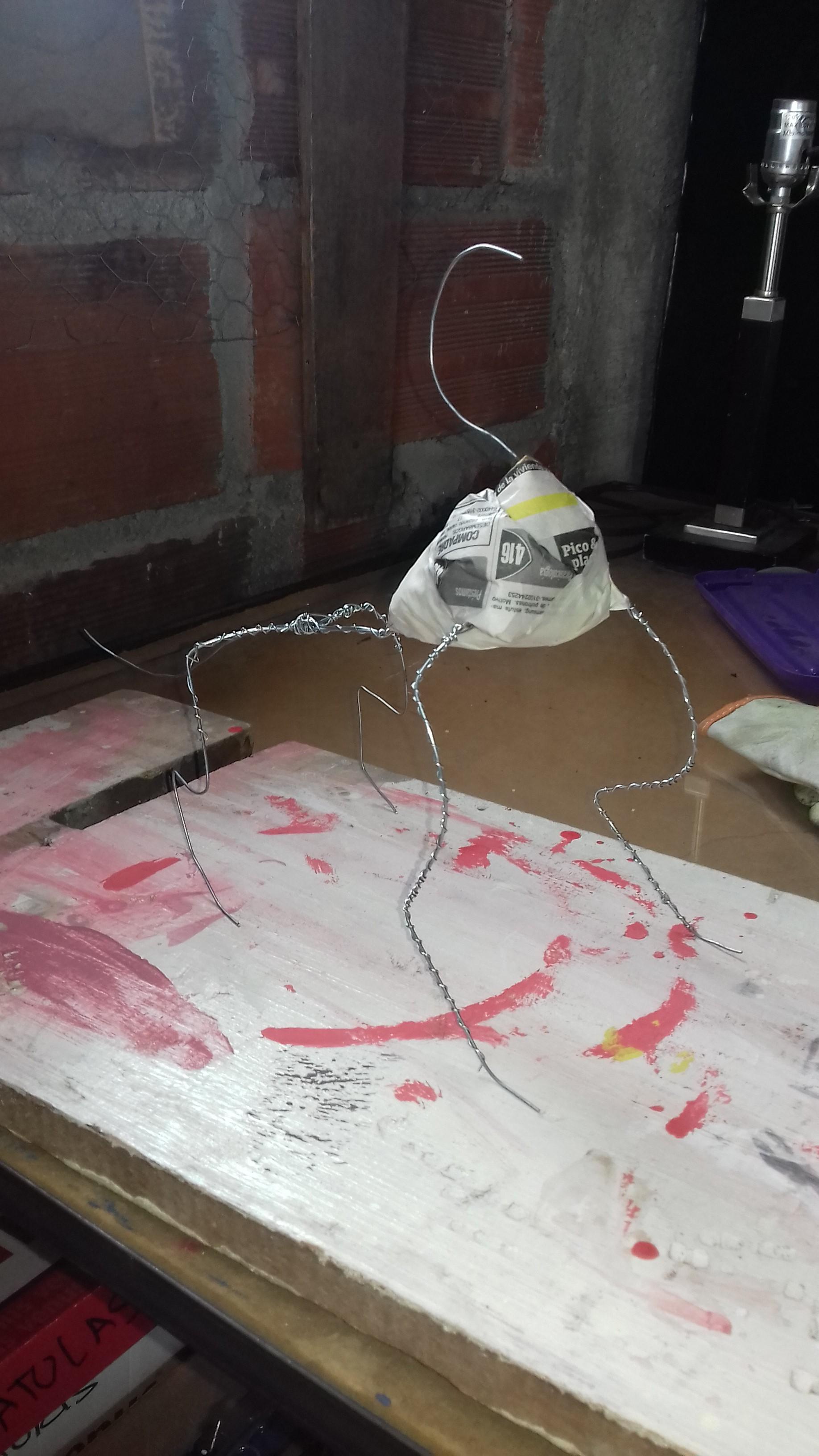 deathwing imponente en porcelana fria (certificado)