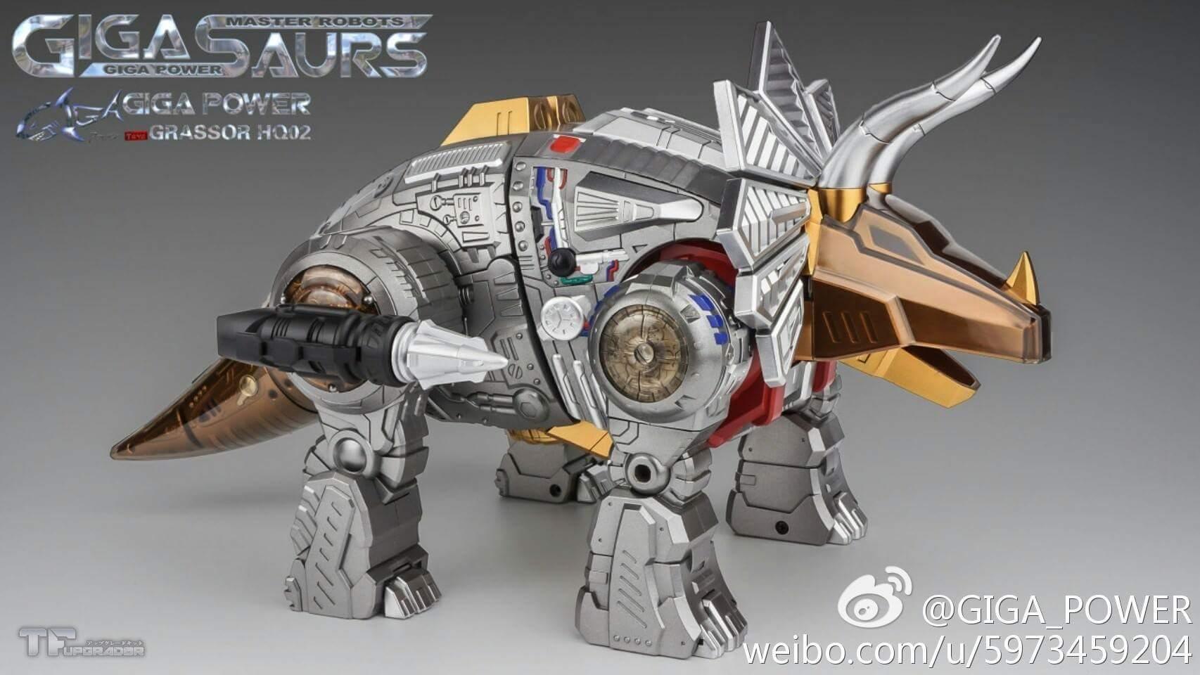 [GigaPower] Produit Tiers - Jouets HQ-01 Superator + HQ-02 Grassor + HQ-03 Guttur + HQ-04 Graviter + HQ-05 Gaudenter - aka Dinobots - Page 5 Z4cafzFX