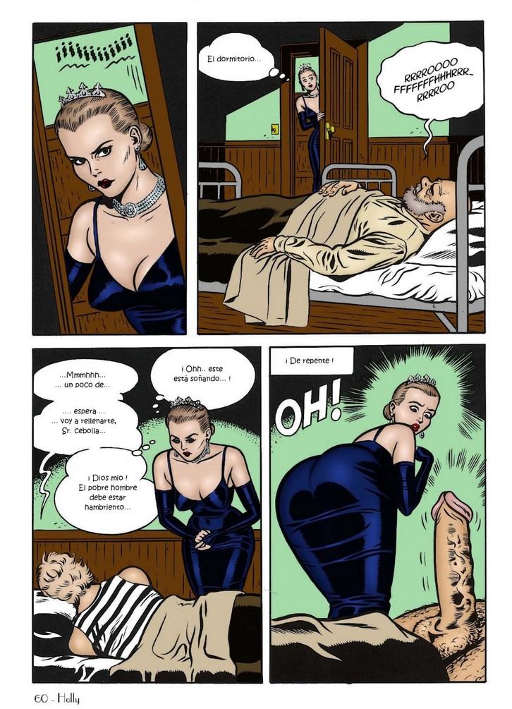 комикс клуб выдающихся джентльменов порно