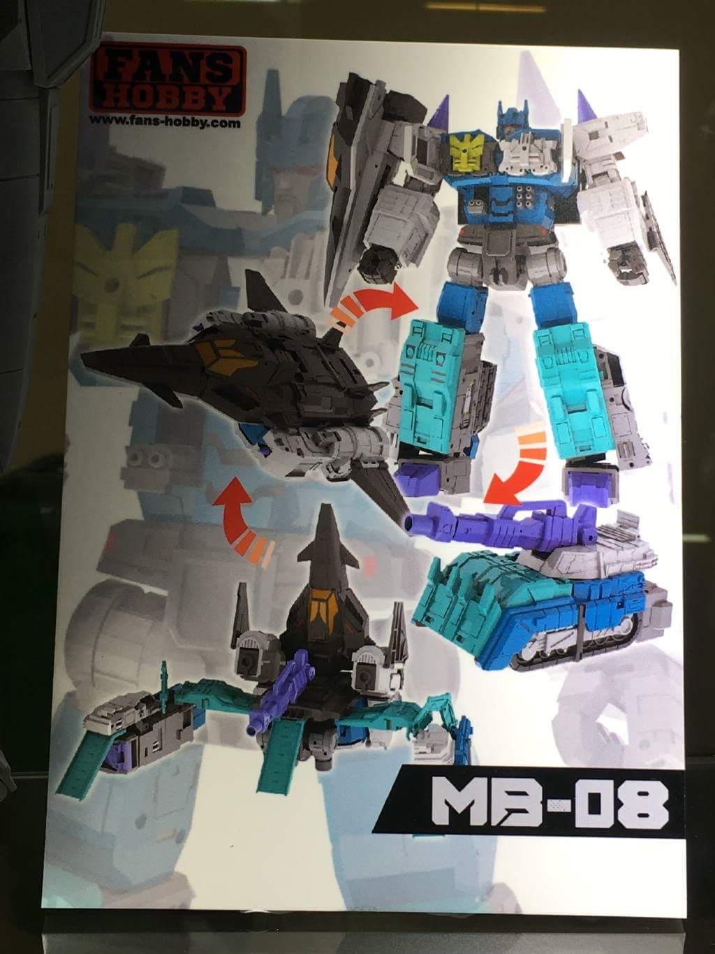 [FansHobby] Produit Tiers - Master Builder MB-08 Double Evil - aka Overlord (TF Masterforce) Br4zvmEP