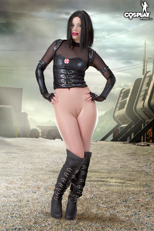 Nuda Cosplay Dildo 76