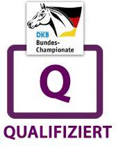Qualifiziert für das Bundeschampionat 2015