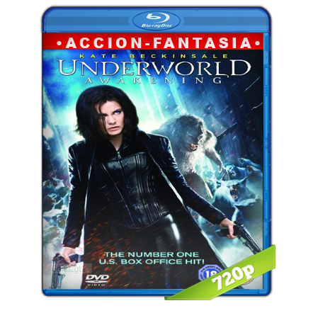 Inframundo 4 El Despertar (2012) HD720p Audio Trial Latino-Castellano-Ingles 5.1
