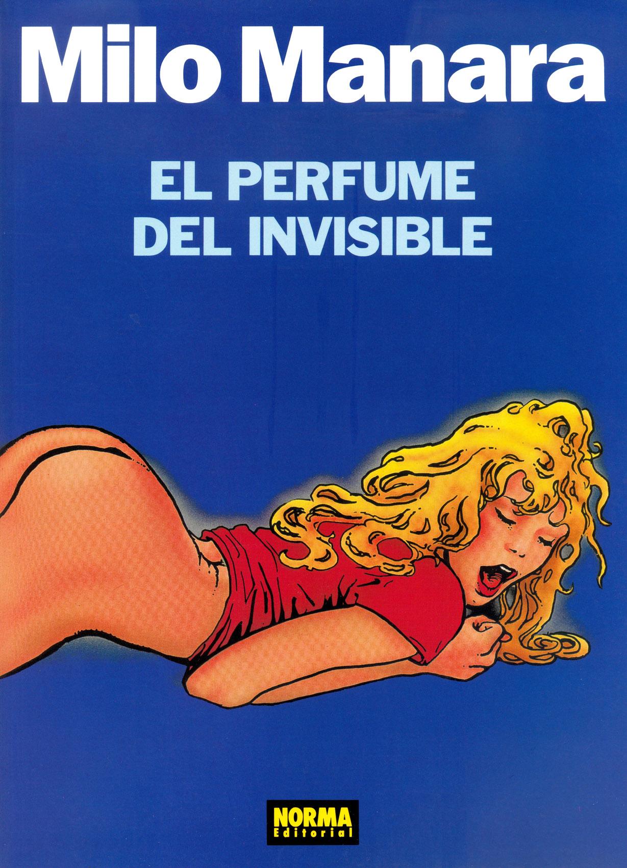 milo manara El Perfume de lo Invisible