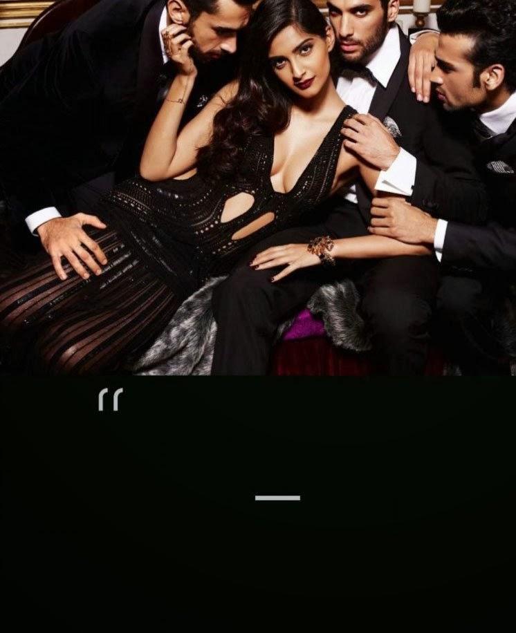 Sonam Kapoor GQ Men of the Year 2013 Magazine Stills AbjAJmEK