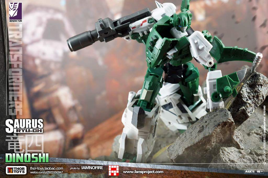[FansProject] Produit Tiers - Jouet Saurus Ryu-oh aka Dinoking (Victory) | Monstructor (USA) - Page 2 HuBpZP29