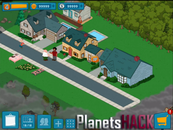Family Guy The Quest for Stuff Hack (Android/iOS) Pc1OCKWP