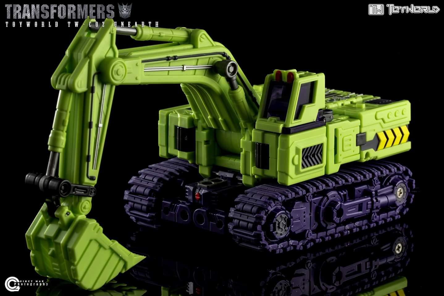 [Toyworld] Produit Tiers - Jouet TW-C Constructor aka Devastator/Dévastateur (Version vert G1 et jaune G2) - Page 3 VUKjhjKV