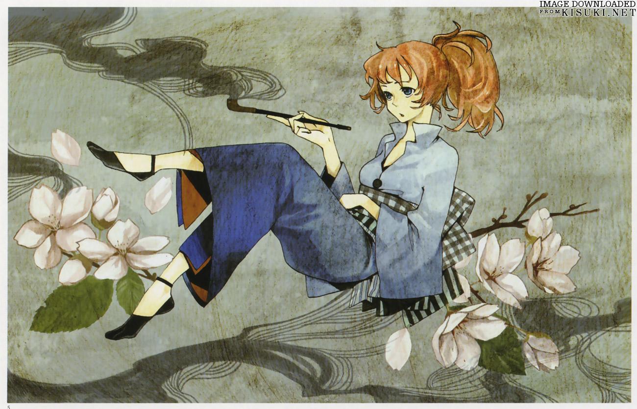 ilustraciones anime