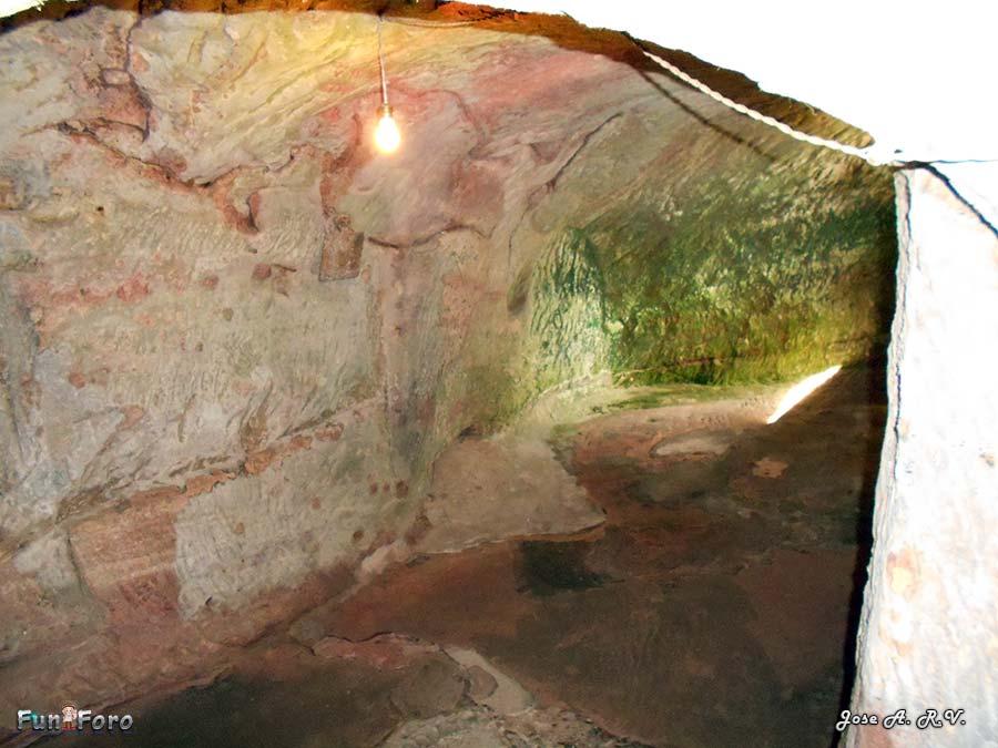 La Casa de Piedra. Alcolea del Pinar (Guadalajara) JCsRSALC