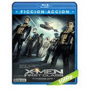 X-Men 5 Primera Generacion (2011) BRRip Full 1080p Audio Trial Latino-Castellano-Ingles 5.1