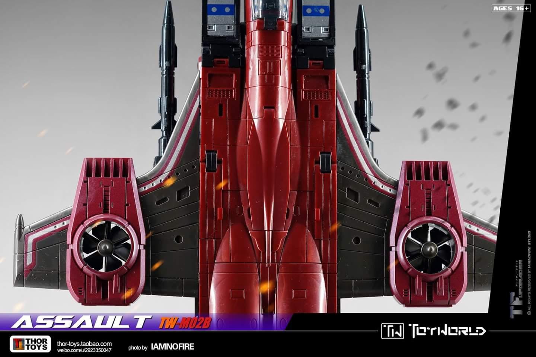 [ToyWorld] Produit Tiers - TW-M02A Combustor (Ramjet/Statoréacto), TW-M02B Assault (Thrust/Fatalo), TW-M02C Requiem (Dirge/Funébro) - Page 3 Xv20Wvm9
