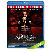 El Abogado Del Diablo (1997) BRRip 720p Audio Trial Latino-Castellano-Ingles 5.1