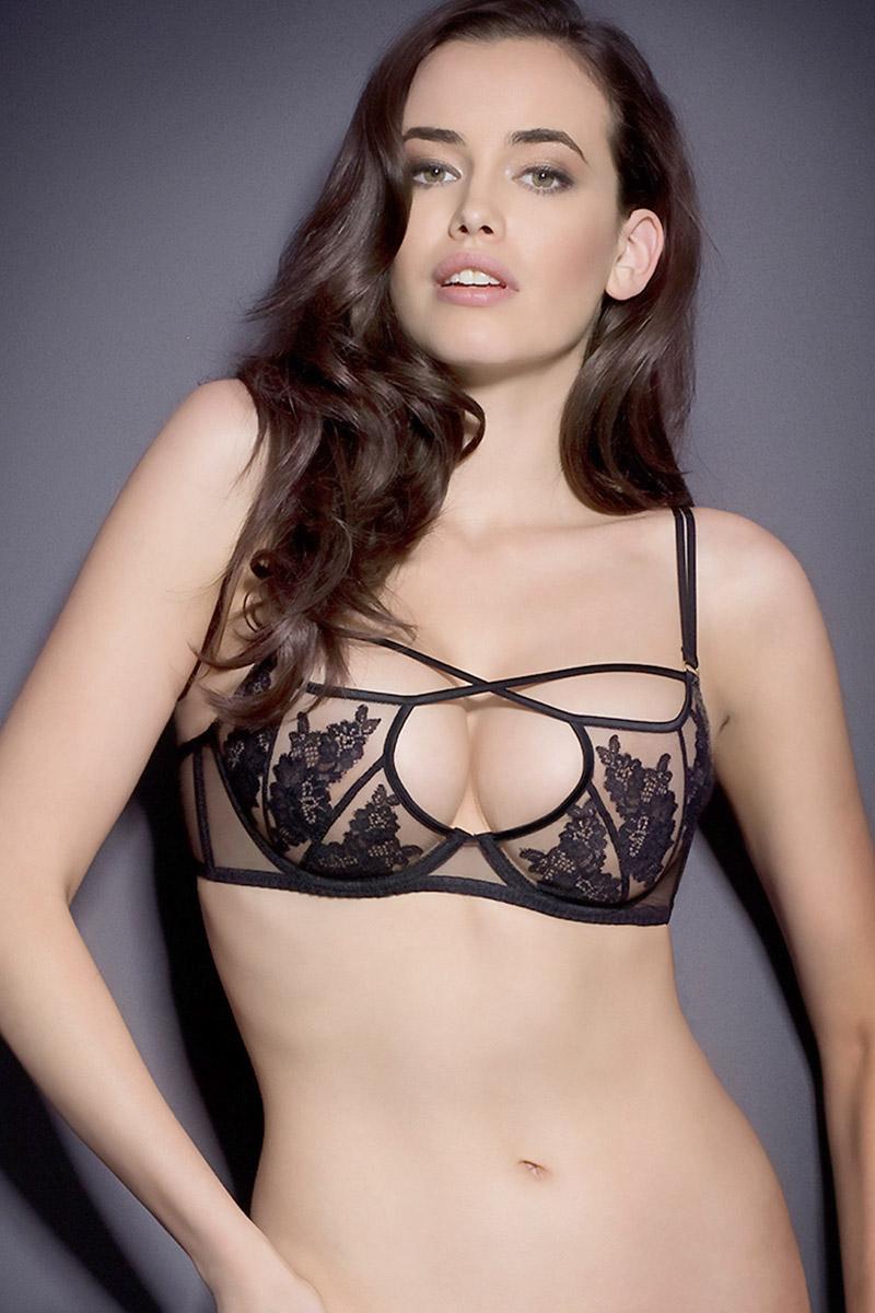 nice celebrity: Sarah Stephens hot see through Agent