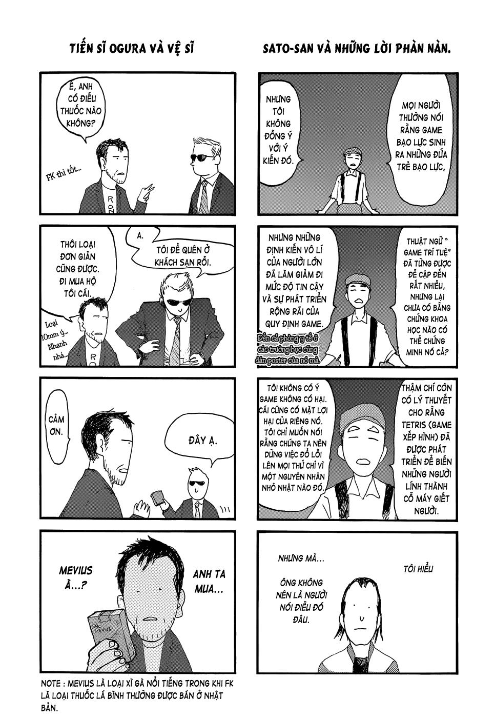Ajin Chapter 41.5 - Hamtruyen.vn