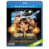 Harry Potter Y La Piedra Filosofal (2001) BRRip 720p Audio Trial Latino-Castellano-Ingles 5.1
