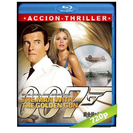 007 El Hombre Del Revolver De Oro (1974) BRRip 720p Audio Trial Latino-Castellano-Ingles 5.1