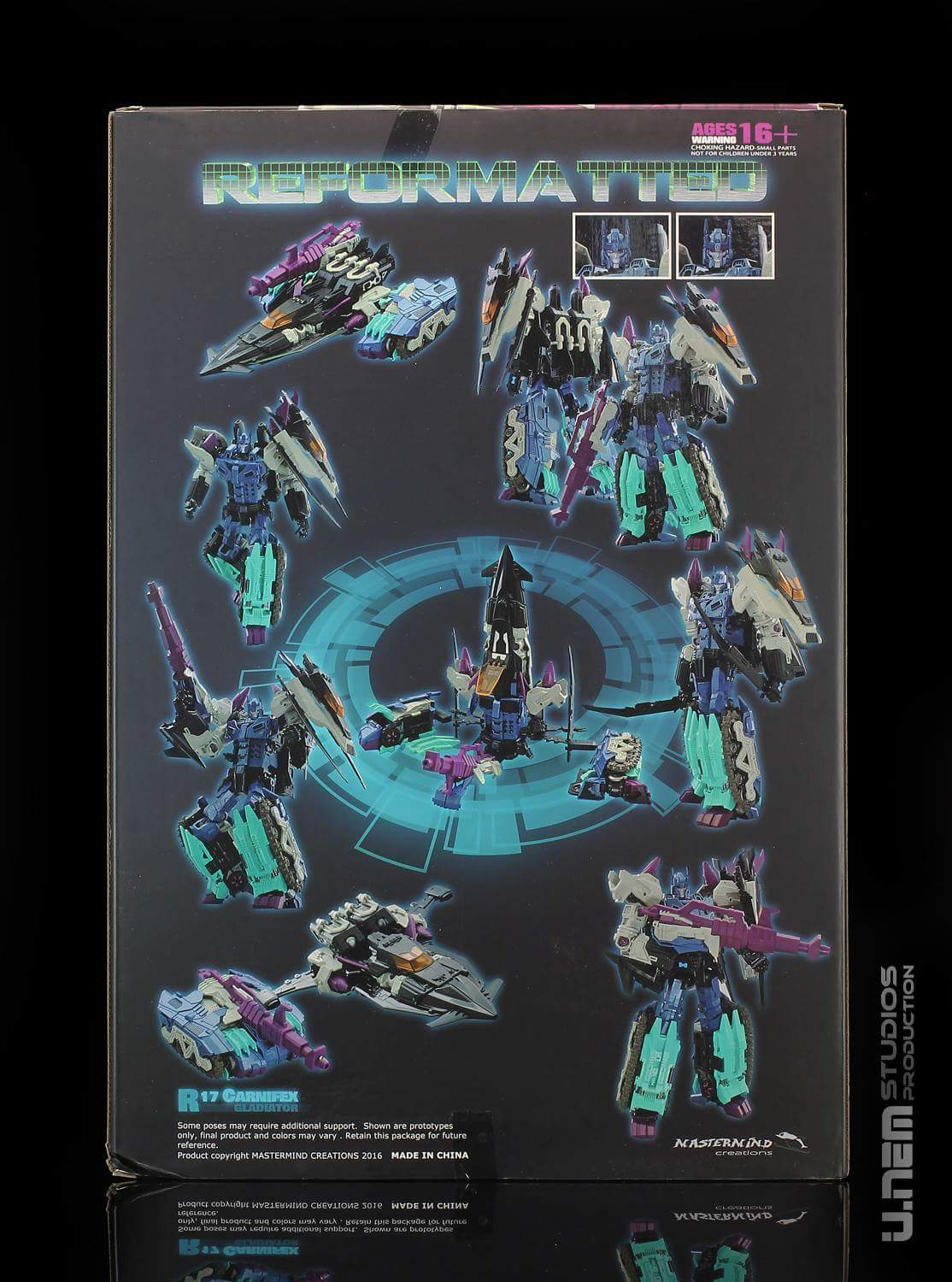 [Mastermind Creations] Produit Tiers - R-17 Carnifex - aka Overlord (TF Masterforce) - Page 3 7GbAQQ6i