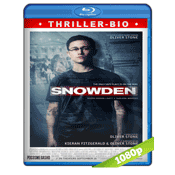 Snowden (2016) BRRip Full 1080p Audio Ingles Subtitulada 5.1