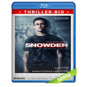 Snowden (2016) BRRip Full 1080p Audio Ingles Subtitulada 5.1
