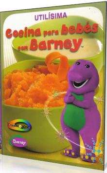 Cocina para beb s con barney utilisima pdf descargar for Utilisima cocina