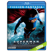 Superman Regresa (2006) BRRip 720p Audio Trial Latino-Castellano-Ingles 5.1